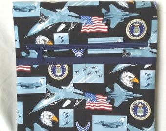 US Air Force Scooter Armrest Bag