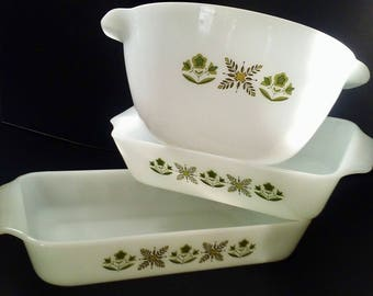 Anchor Hocking Fire King Dishes