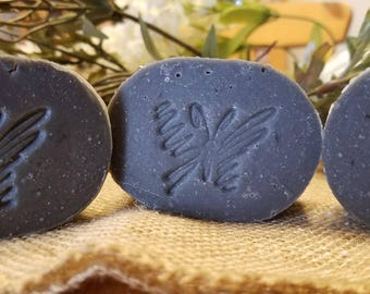 Avocado Facial soap with Acivated Charcoal