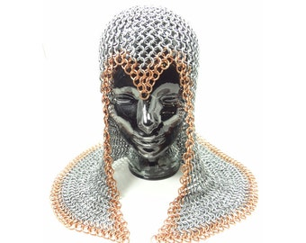 Game Of Thrones Inspired Medieval Knight Chainmaille Armor Costume