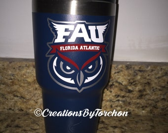 Personalized College Tumbler