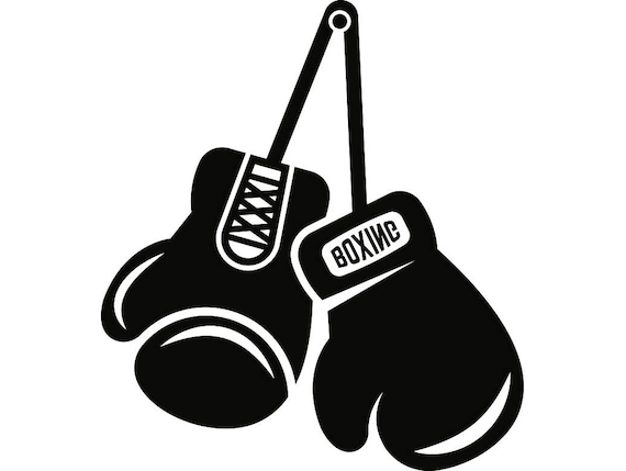 Boxing Glove Vector - ClipArt Best  |Boxing Gloves Vector Clipart