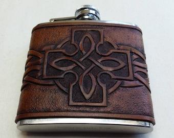 celtic flask 5oz