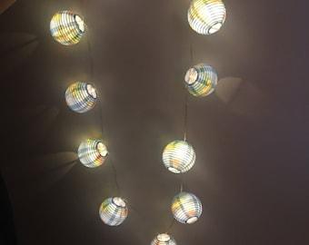 Globe LED String Lights