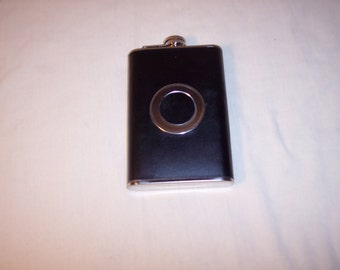 Stainless Steel 8 oz Flask