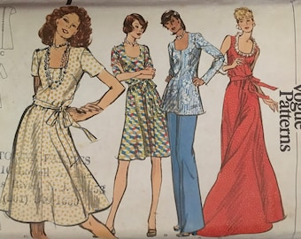 Vogue 8559 Sewing Pattern (Vintage)