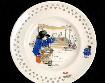 "World Cup of Sales Paddington Bear Coalport 7"" Plate 1974"