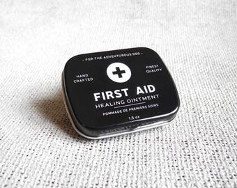 Loyal Canine Co First Aid Healing Ointment For Dogs • Dog First Aid Balm