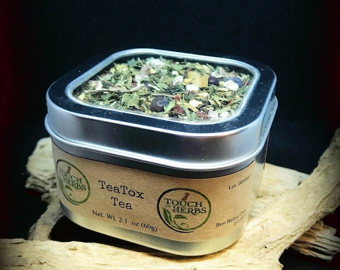 detox tea . detoxing . detoxing body . body cleansing . herbal tea . medicated tea blends. gift for mom . tea for gift set. loose leaf tea