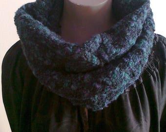 snood hand knit