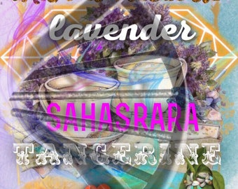 Generational Healing (Lavender + Tangerine) Blend