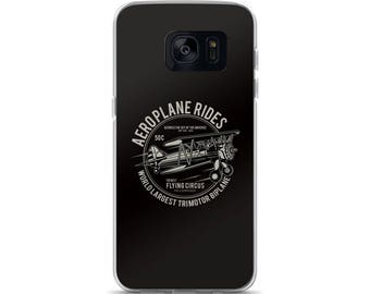 Flying Circus Samsung Case