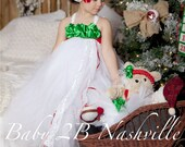 Christmas Dress White Dre...