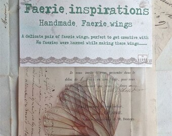 Pretty faerie wings