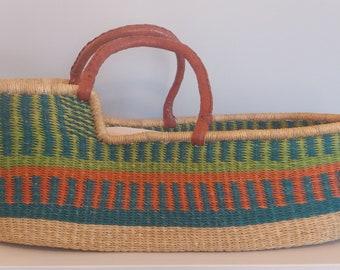 Adorable Moses Basket!