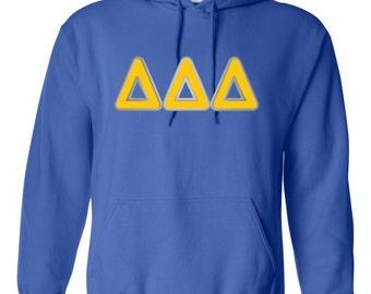 Delta Delta Delta, Tri Delta, Delta Delta Delta shirt, Delta Delta Delta hoodie, Delta Delta Delta shirt, Tri Delta Sweatshirt, sorority