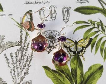 Amethyst Calla Lilies