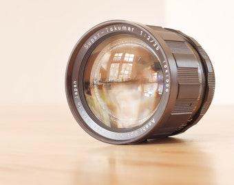 MINT - Super Takumar 35mm f2 - m42 mount lens