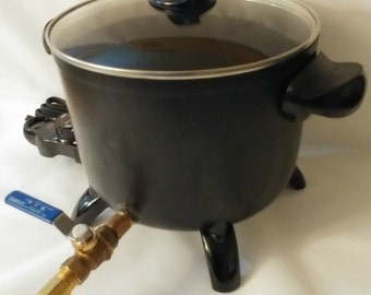 Presto Pot Wax Melter - Candle Wax Melting Pot - Melt & Pour Candle and Soap