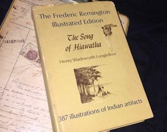 1963 The Song of Hiawatha