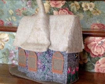 Wool Gardens Fairy Cottage