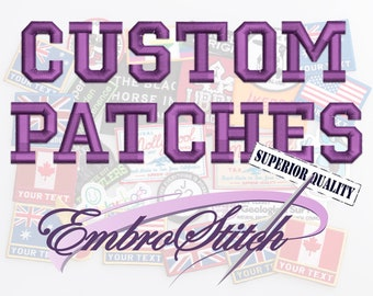 Custom Patches Production Service