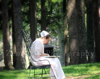 Mennonite Photo Print. Mennonite Portrait Photography Fine Art Print. Unframed Print, Framed Photography, or Canvas Print. Wall Decor.