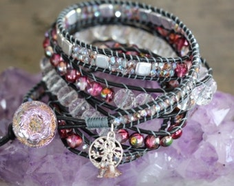 5 Layer Ladder Bracelet
