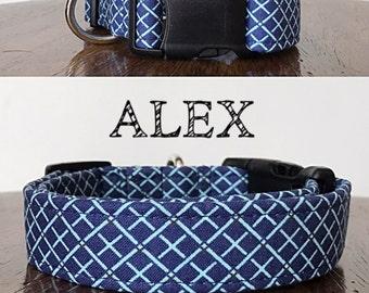 Alex- Abstract Inspired Handmade Collar