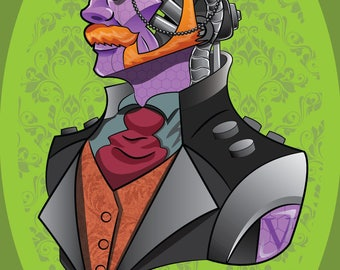 Robot Gentleman No. 5