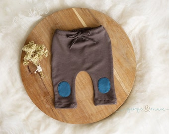 Albert Pant - Newborn, Sitter or One Year Baby Boy Pants - Photography Prop