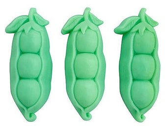 Guest Pea Pods Soap mold   Soapmaking supplies   Soapmaking mold   Soap molds, Melt & pour soaps, cold process soaps