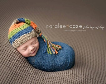 Newborn Props / Newborn Boy Hats / Newborn Stocking Hat / Knitted Baby Hats / Unique Baby Shower Gifts for Babies / Baby Hats / Newborn Hats