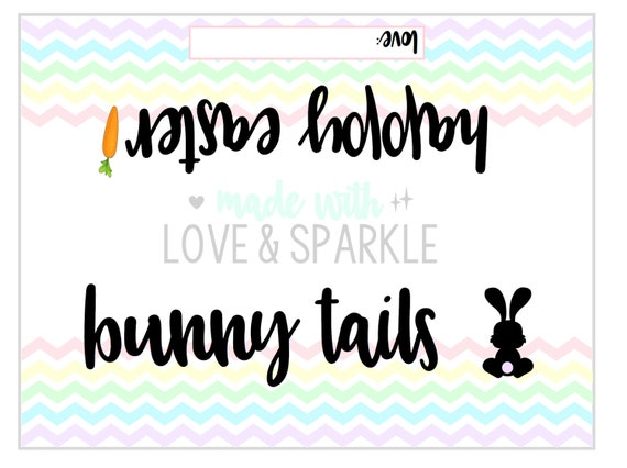 Easter tags easter gift tags easter printable tags bunny tails easter tags easter gift tags easter printable tags bunny tails instant download digital easter bunny tails easter from ohcraftsco on etsy studio negle Gallery