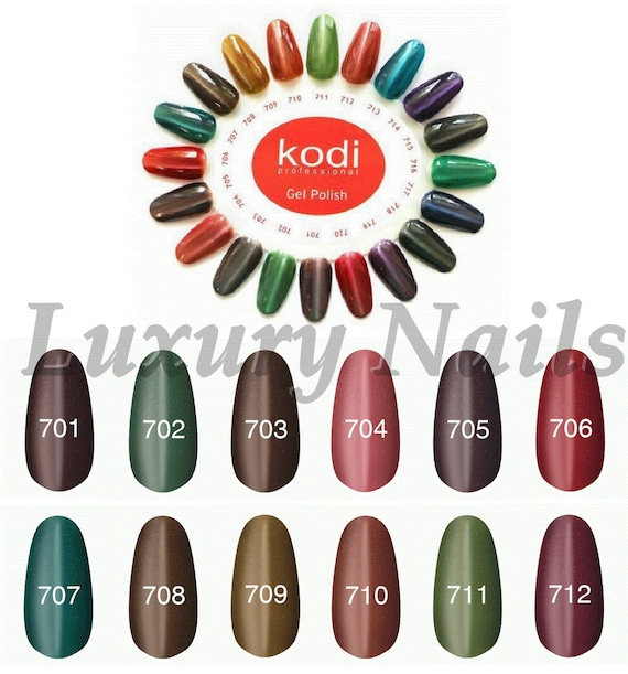 Items similar to Kodi Professional gel polish \