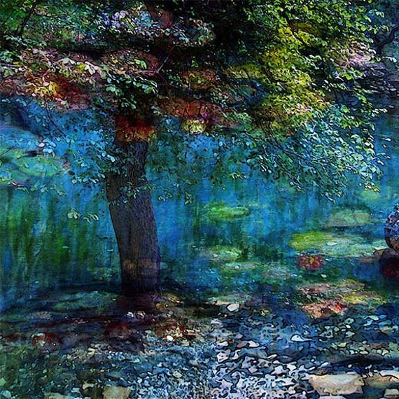 Items Similar To Nature, Landscape, Springtime, Fine Art
