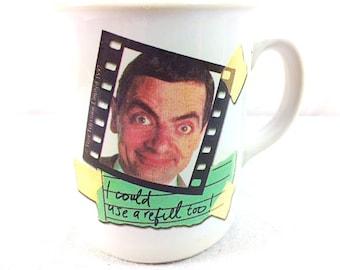 Mr Bean Coffee Mug