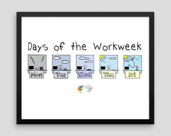 Funny Work Poster, Office Humor Poster, Work Humor Poster, Funny Office  Wall Art