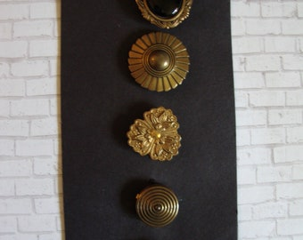 Button Covers, Liz Palacios, Vintage
