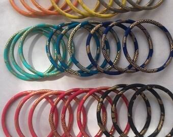 Bracelets colors ASTOU