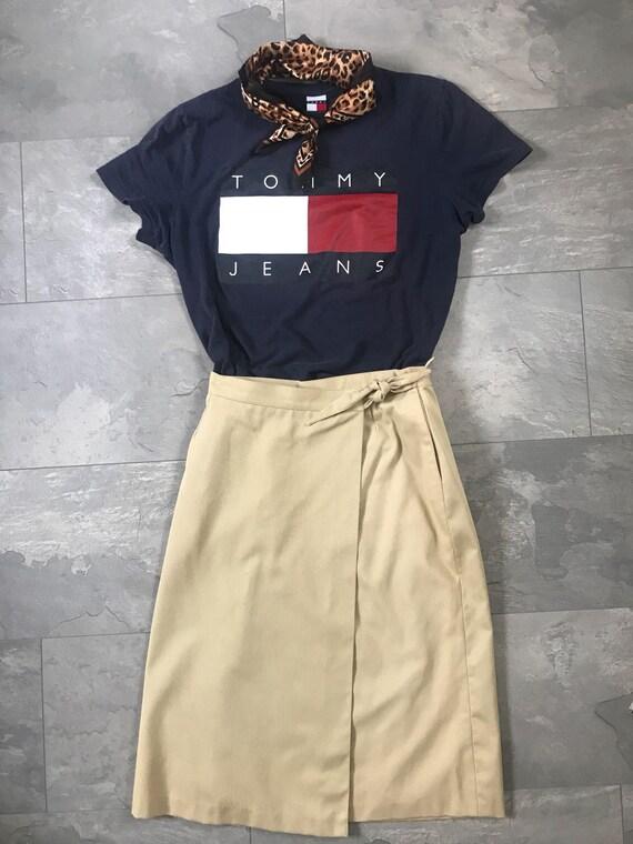 Vintage skirt | eighties skirt | Maison de Bonnetterie | Giab's skirt | wrap skirt | Italian vintage