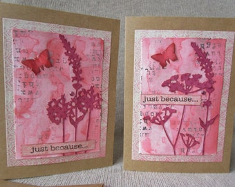 Just Because Note Cards (2)