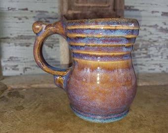 Rutile Blue Mug