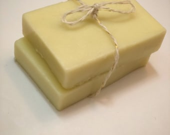 Lotion bar handmade • pure and simple •