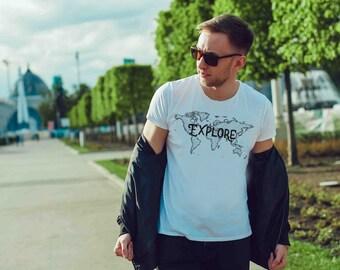 Explore - Travel Shirt