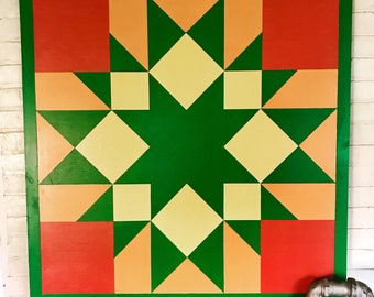 """Barn Quilt Square 24""""x24"""""""