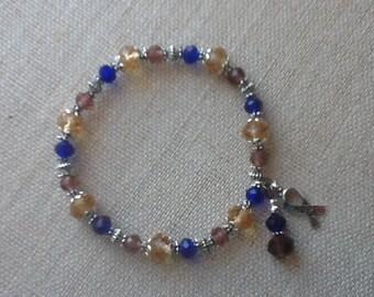 017 Bladder Cancer Awareness Bracelet
