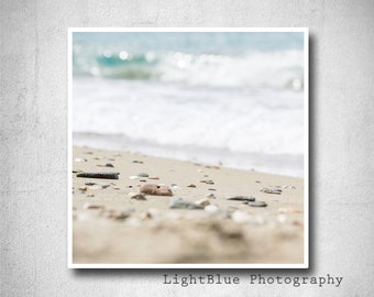 Coastal Print Pastel Beach Photography Sand Print Photography Digital Print Beach Decor Coastal Summer Cottage decor Sea lovers gift