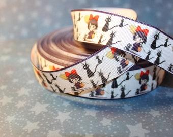 "1"" Anime Grosgrain Ribbon for Sewing/Garment/DIY Hair Craft"
