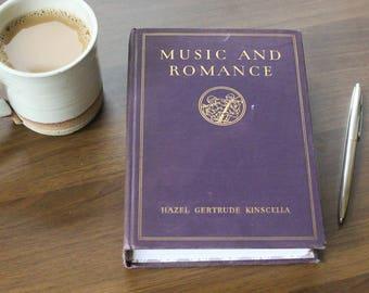 Music and Romance Journal